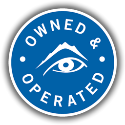 100% Owned & Operated