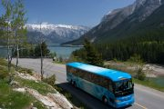 Airport Shuttle to the Canadian Rockies