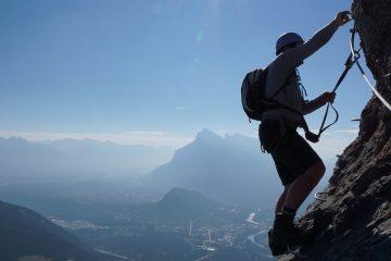 Banff Climbing