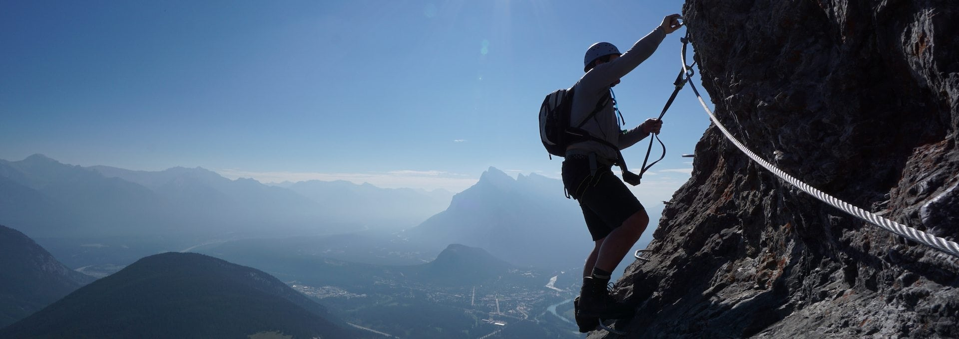 Via Ferrata Explorer – 2.5 Hours