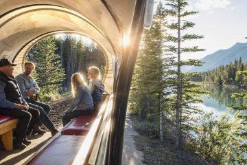 Banff Covered Wagon