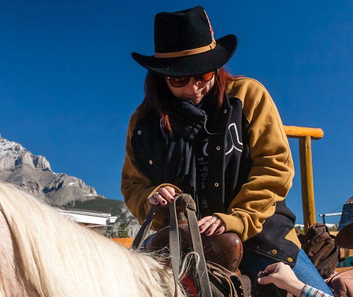 Banff Cowboy