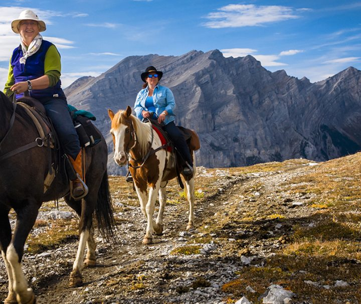 Banff Horseback Vacations