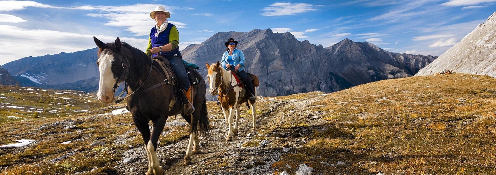 Banff Horseback Vacations