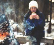 Banff Trail Riders Public Sleigh Ride Campfire