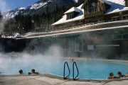 Banff Upper Hot Springs
