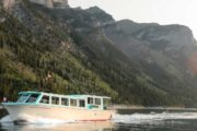 Boat Cruise on Lake Minnewanka
