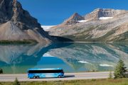 Brewster Jasper to Lake Louise and Banff