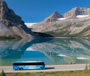 Brewster Jasper to Lake Louise and Banff