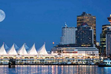 Canada Place Vancouver Western Canada Explorer