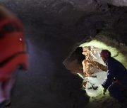 Canmore Cave Tour Adventure Tour