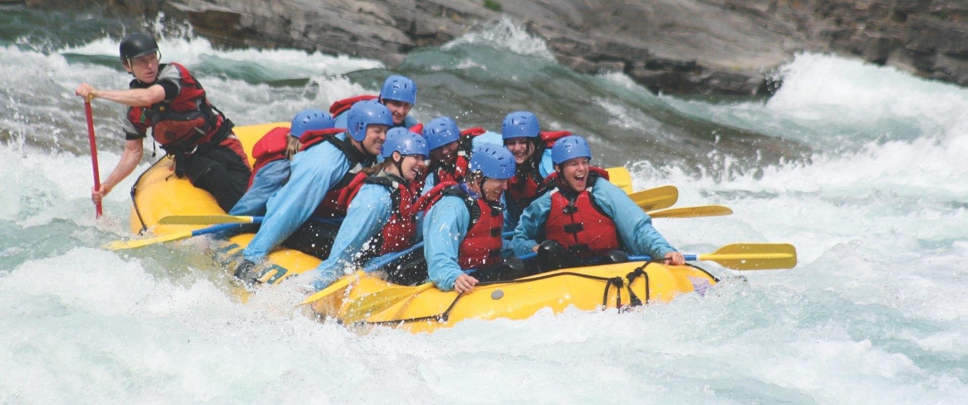 Horseshoe Canyon Whitewater Rafting