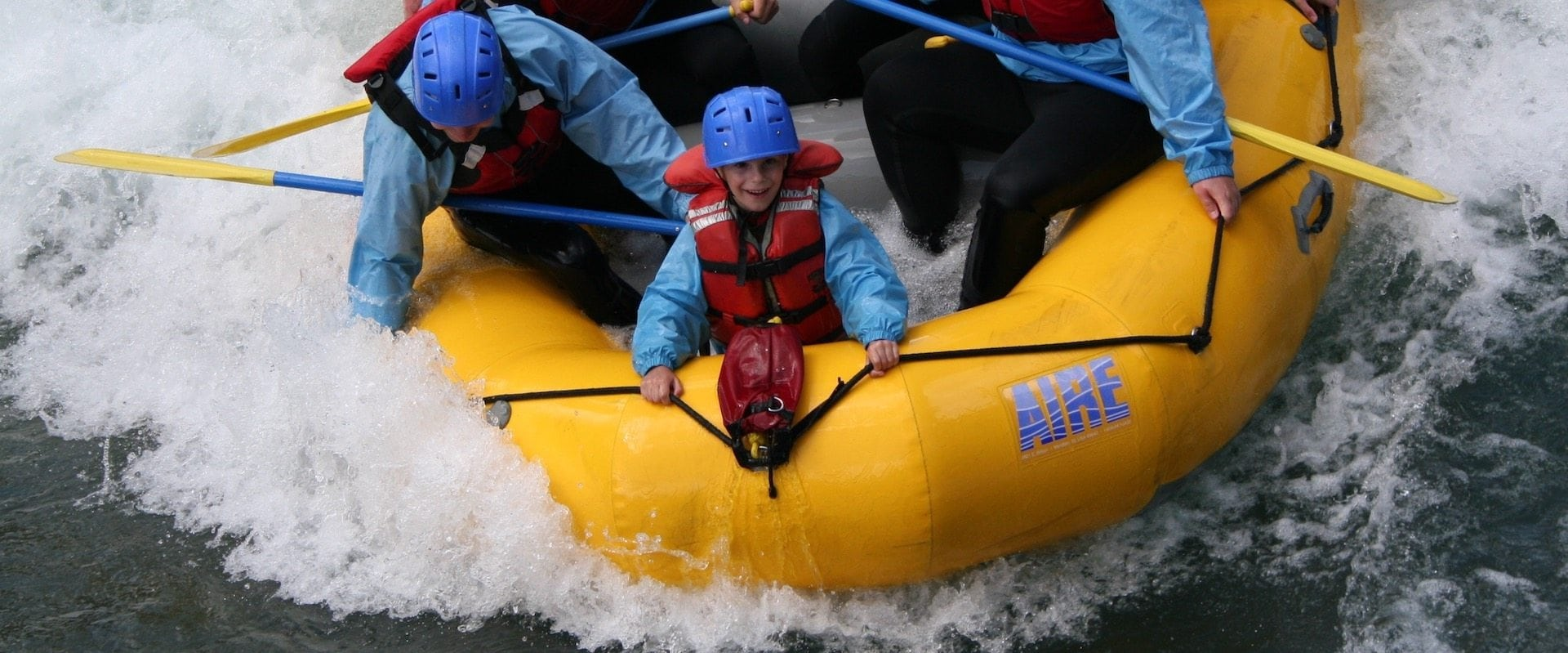 Kananaskis Whitewater Rafting