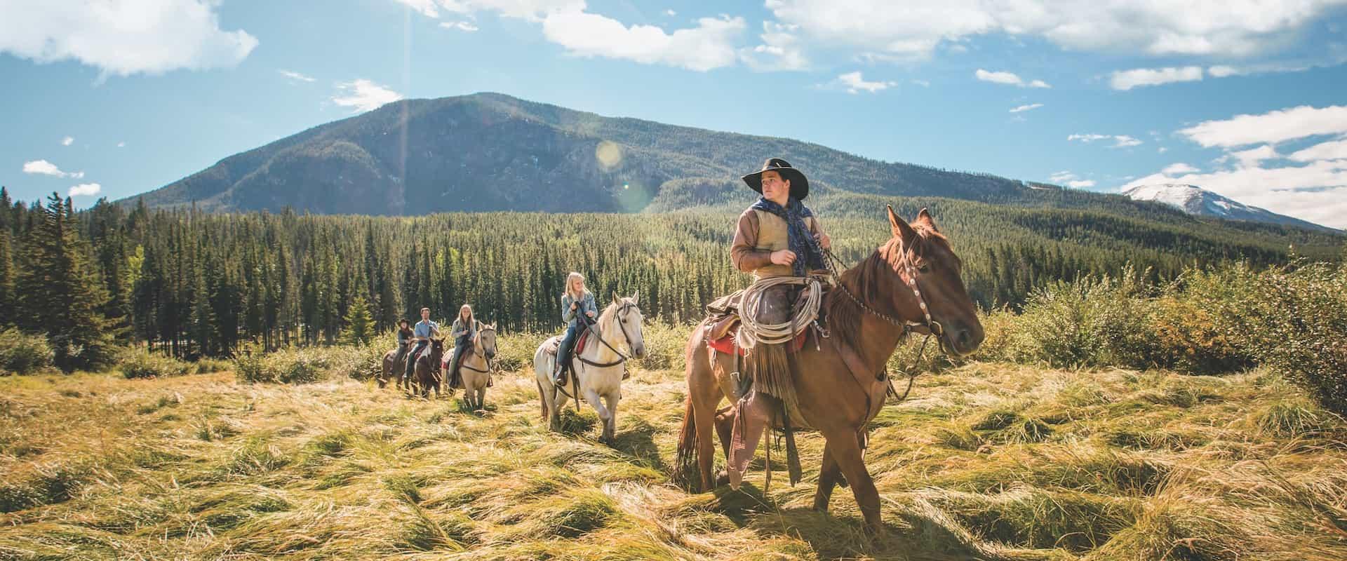 Horseback Ride + Cowboy BBQ Cookout