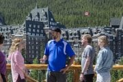 Discover Banff and Its Wildlife view from Surprise Corner