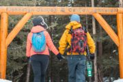 Guided Icewalk at Johnston Canyon with Discover Banff Tours