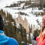 Guided tour of the Hoodoos viewpoint with Discover Banff Tours
