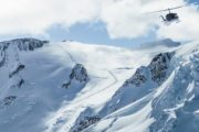 Helicopter ski adventure
