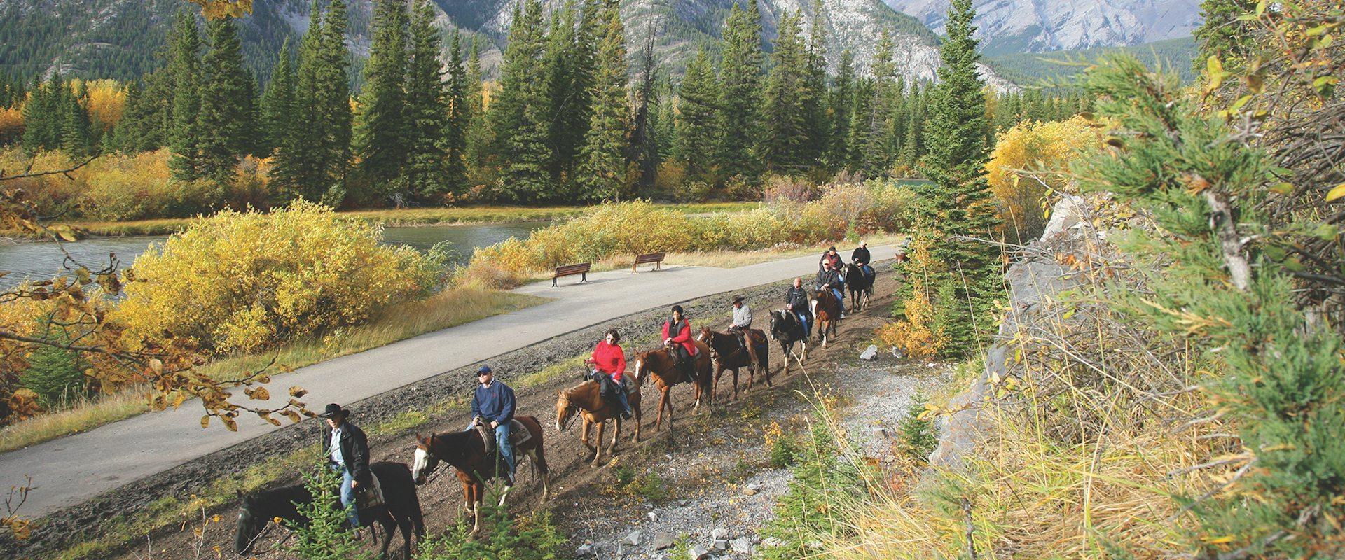 Horseback Ride – Cowboy BBQ Cookout