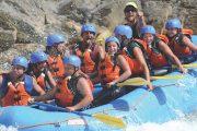 Hydra Kicking Horse Classic Whitewater Rafting