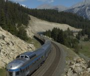 Jasper Train to Dunster