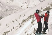 Kicking Horse Mountain Resort Powder Express Shuttle from Banff