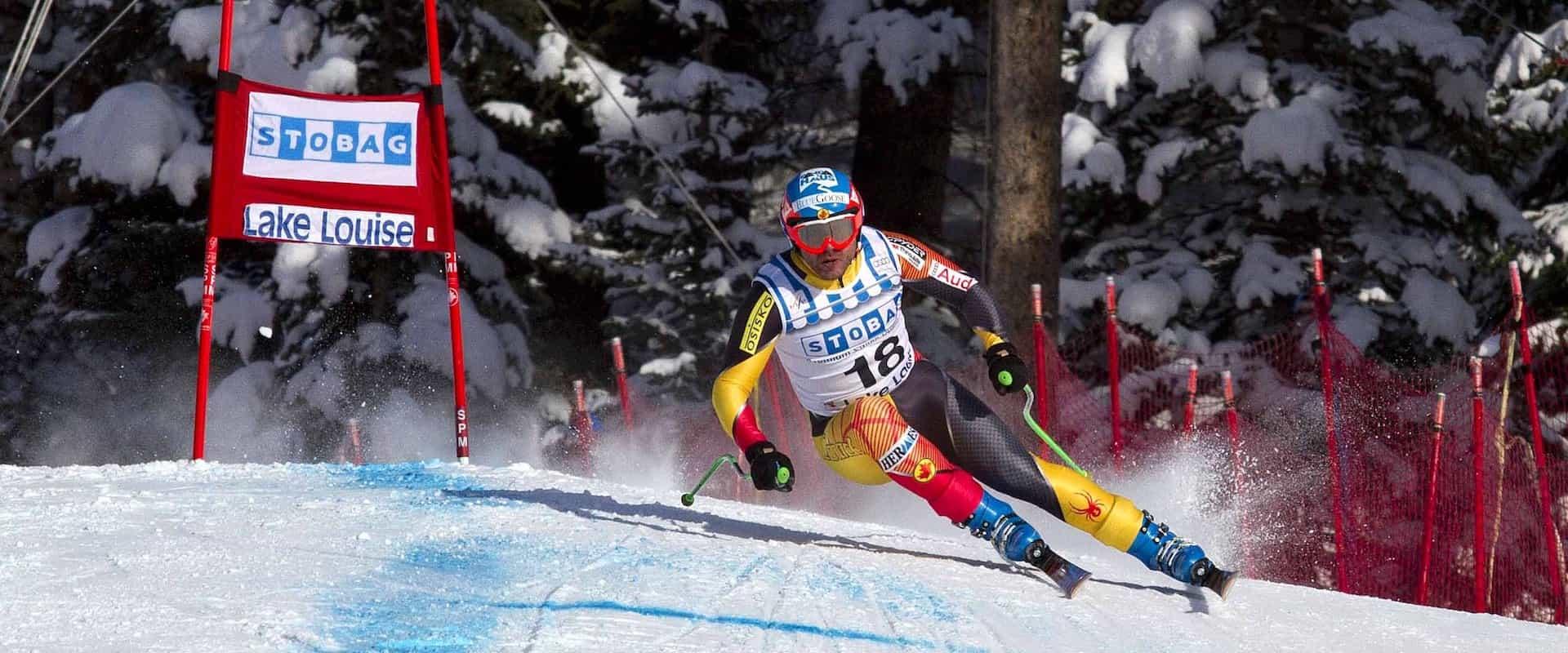 Lake Louise Ski Race