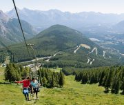 Mount Norquay SIghtseeing Chairlift