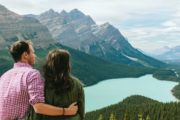 See Peyto Lake on the Icefields Parkway with Discover Banff Tours