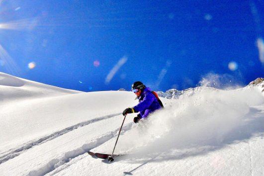 RK Heli Ski in Panorama, BC