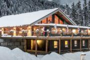 Heliplex ski base lodge