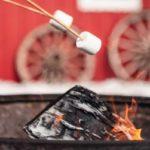 Roast marshmallows at Warner Stables
