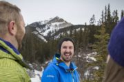 Take a winter hike with Discover Banff Tours