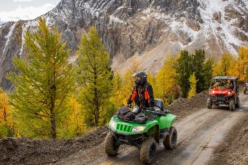 Toby Creek Adventures ATV Tour