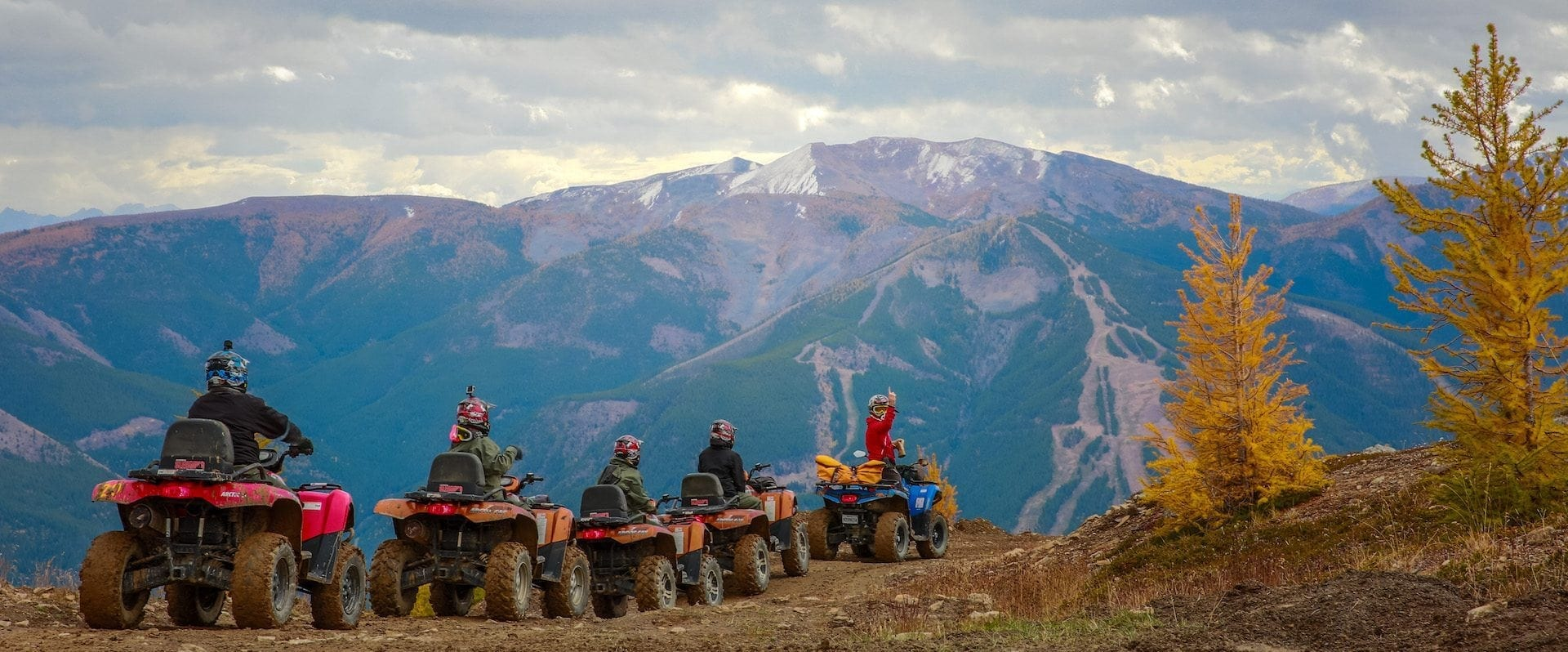Paradise Mine ATV Tour