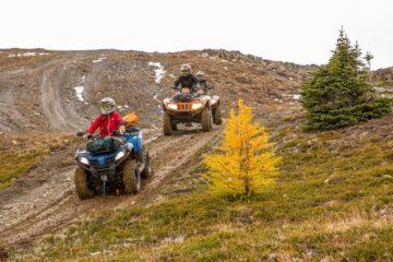 Toby Creek Adventures ATV Tour