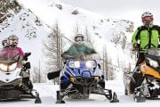 Snowmobile Tour in Panorama, BC
