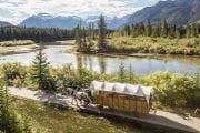 Wagon Rides, Banff