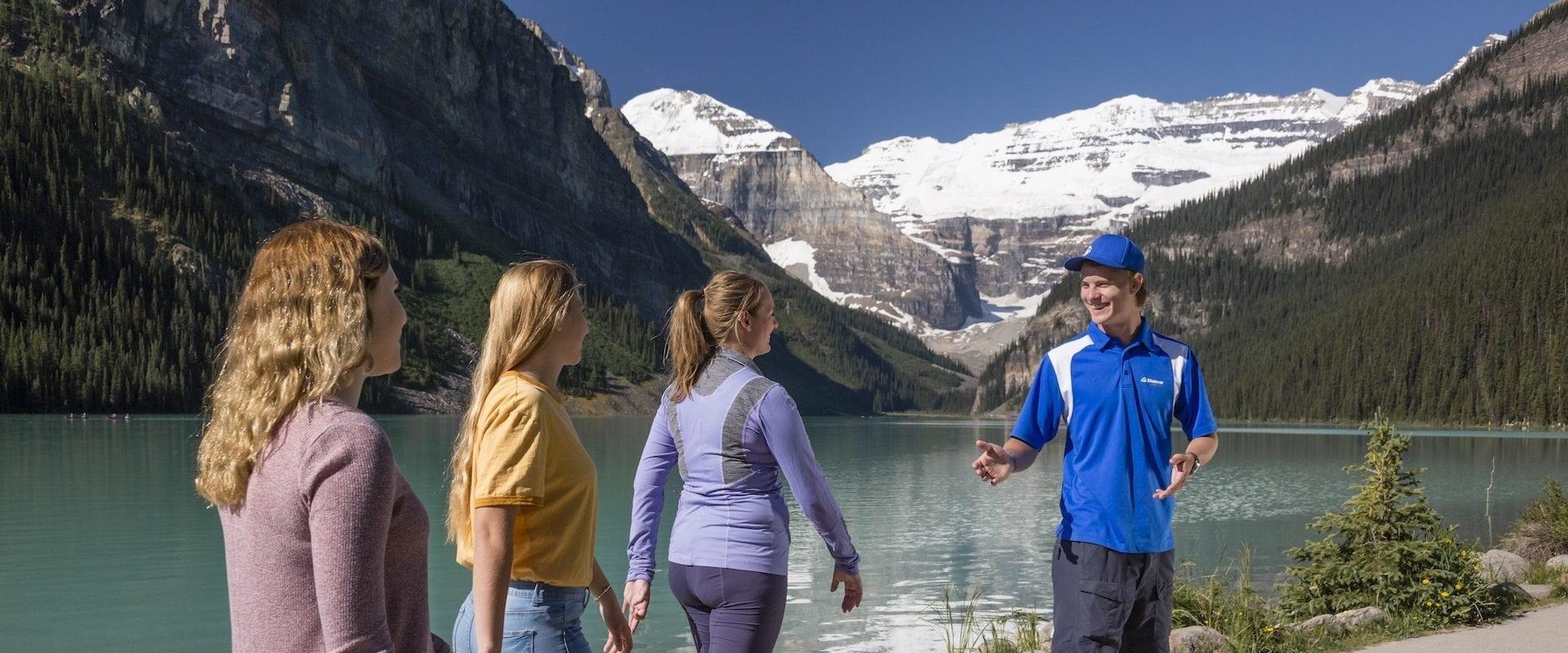 Banff + Lake Louise Tours