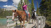 Banff Horseback Ride