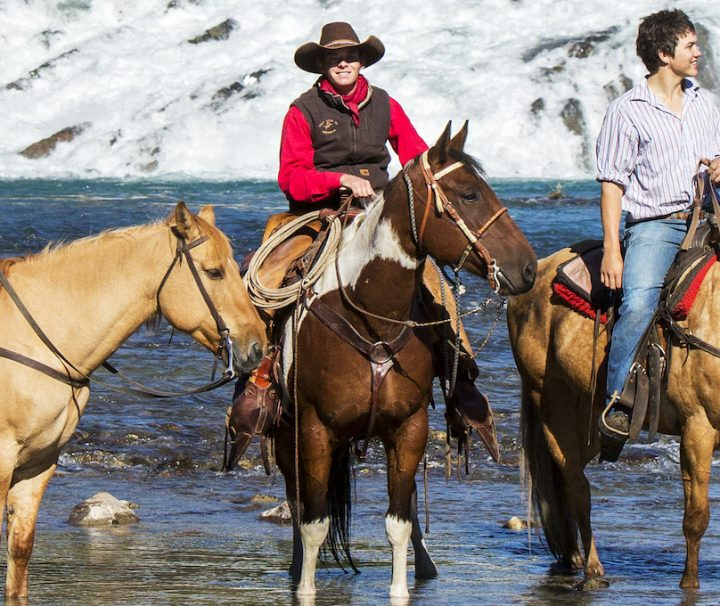 Banff Bow River Horseback Ride