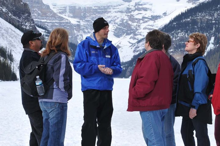 Discover Lake Louise
