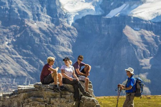 Hiking in Banff and Lake Louise