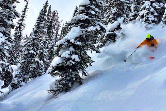 Kicking Horse Mountain Resort Powder Express Shuttle from Banff
