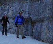 Banff Icewalks