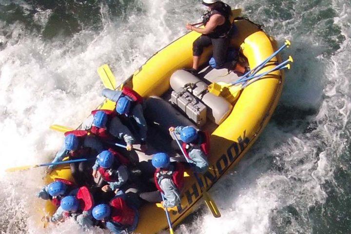 Whitewater Rafting Banff
