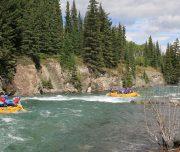 Banff Rafting