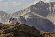 Alpine Heli Guided Hike at Mount Charles Stewart