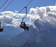 Banff Chairlift