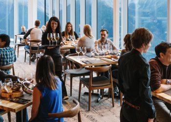 Banff Gondola Dining